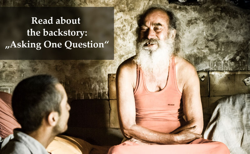 Read about the backstory - Asking One Question [Happiness]